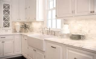 Backsplash In White Kitchen White Backsplash Tile Photos Amp Ideas Backsplash Com