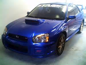 Subaru 2004 Sti 2004 Subaru Impreza Wrx Sti Exterior Pictures Cargurus