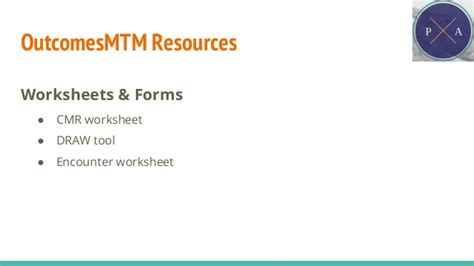 Mtm Patient Letter Medication Therapy Management A Program For Community Pharmacists