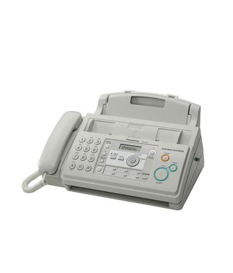 Mesin Faximile Panasonic Kx Fp701cx Fax Machine Buy Panasonic Kx