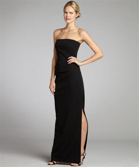 Strapless Gown   Dressed Up Girl