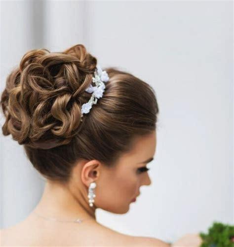 Braut Hochsteckfrisur by Sch 246 Ne Haarfrisuren F 252 R Jeden Anlass
