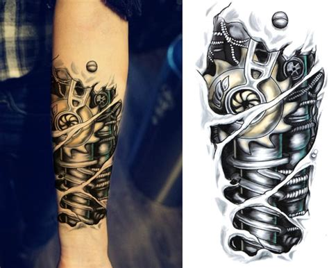 fake tattoo sleeves for men 850 best images about on sharpie