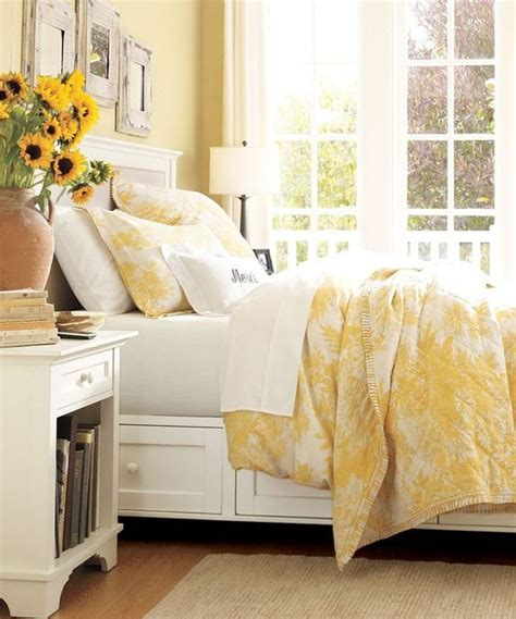those bedroom beautiful yellow bedroom those dust collecting flowers but that yellow