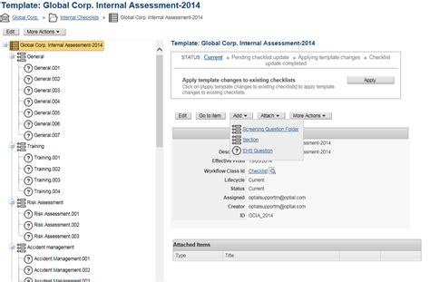 Compliance Management Optial Compliance Dashboard Template