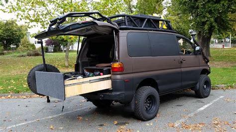 mitsubishi delica 4x4 1994 4x4 mitsubishi delica expedition cer vehiculos