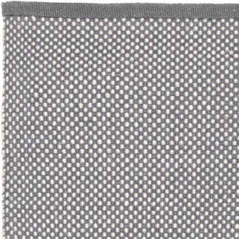 woran erkennt handgeknüpfte teppiche pet dots teppich grau ecru 200 x 300 cm bei le bon jour
