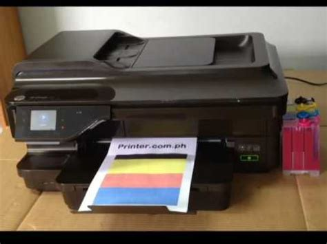Tinta Printer Hp Officejet 7612 multifuncional hp officejet 7612 a3 review especific