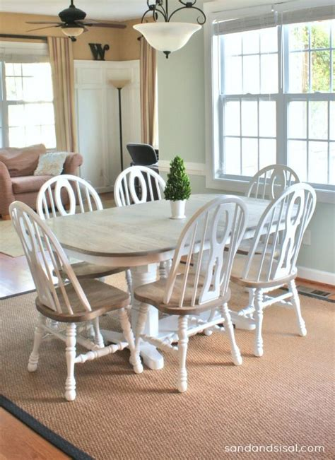 best 25 painted oak table ideas on painting