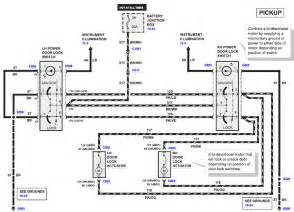 96 ford f 350 keyless entry wiring diagram get free