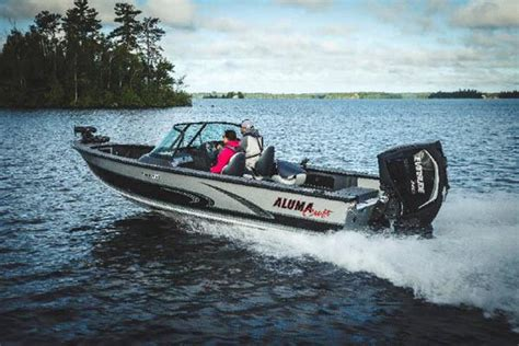 alumacraft boats company brp acquires alumacraft creates marine group outdoornews