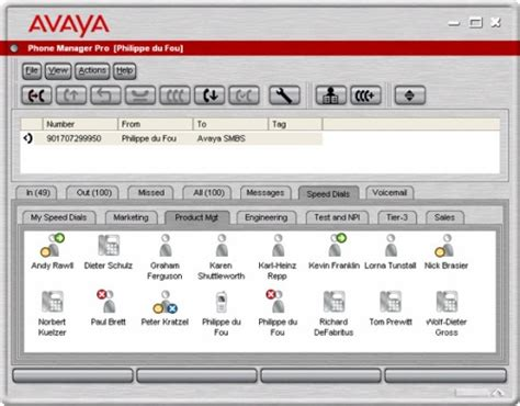 ip pc software avaya phone manager ip500 southern communications