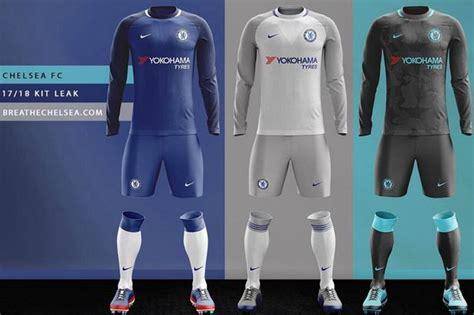 premier blue peyton manning 18 jersey original design of designers p 1239 premier league 2017 18 leaked kits what your club could