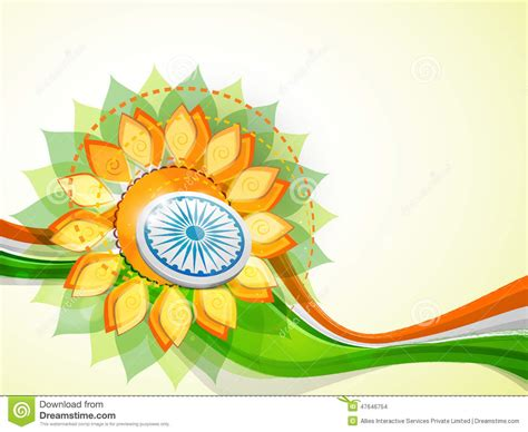 design concept in hindi indian republic day and independence day celebrations