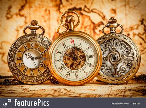 old vintage images antiques and rarity vintage pocket watch stock image