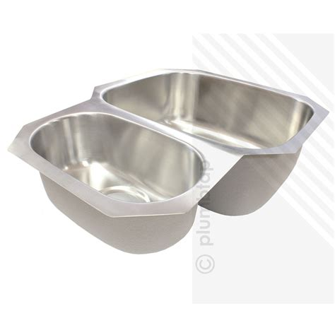 premium undermount stainless steel kitchen sink reversible