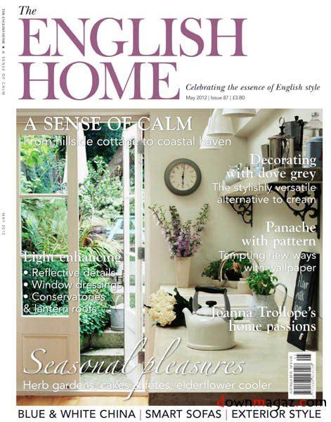 design magazine english the english home may 2012 187 download pdf magazines