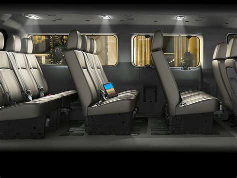 nissan work van interior 2014 nissan nv passenger nv3500 hd price photos