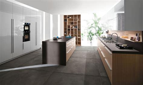 concrete floor kitchen   Interior Design Ideas.