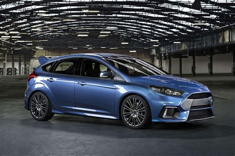 Ford Focus RS (2016) prices and stats revealed: 165mph, £