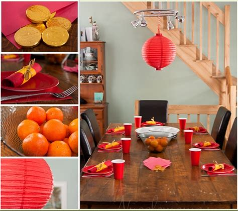 Cny Home Decoration | chinese new year decorations a traditional home decor