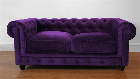 Perfect Purple Couch Beauty Pinterest Purple Purple Chesterfield Sofa