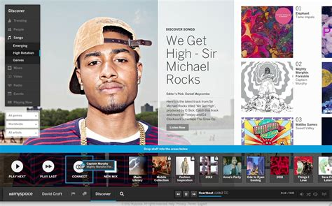 Myspace Launches Beta Fashion News Section by Two Features That Are Being Kept Form The Myspace Are