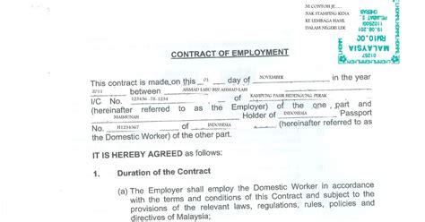 rieyas house resources 002291784 v contoh cara isi kontrak kerja