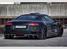 Prior Design Audi R8 PD GT850 Widebody Aerodynamic-Kit ... Audi Rs2