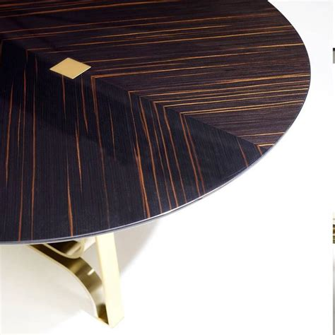 Exclusive Dining Tables Exclusive Oval Gregory Dining Table For Sale At 1stdibs