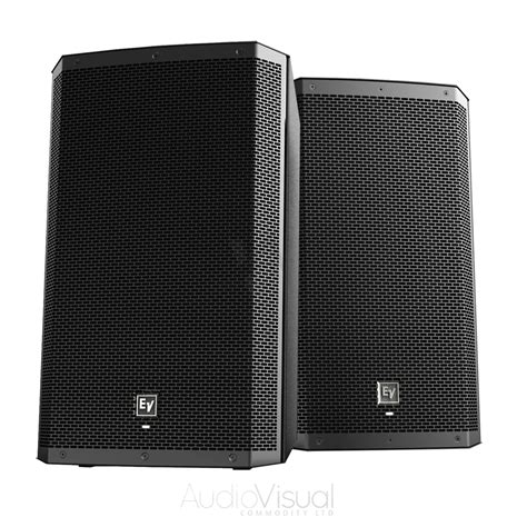 Speaker Aktif Electro Voice electro voice zlx15p speakers stands