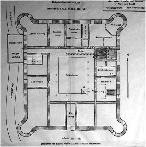 castle blueprint images of nazi euthanasia the t4 program 2 7 of 95