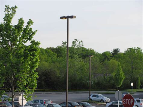 commercial outdoor pole lights commercial lighting outdoor light poles