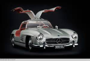 Mercedes 300 Gullwing Pocher Mercedes Gullwing 300 Sl 1 8 1 8 Metal Kit