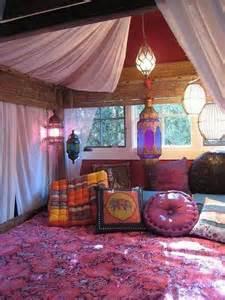 Gypsy Bedroom Decor Bohemian Bedding Canopy Lighting Fixture Bohemian