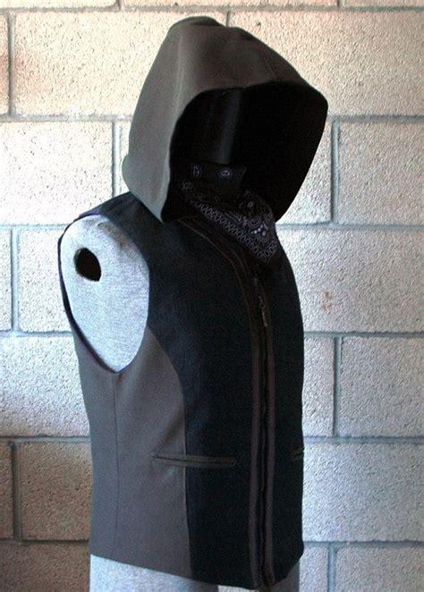 Hoodie Freeside m mens cyberpunk hoodie freeside by olearstudios on etsy