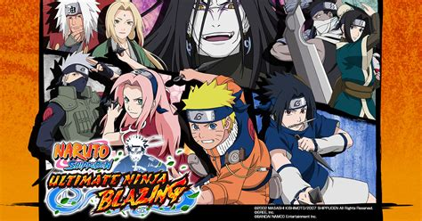 Ultimate Prizes shippuden ultimate blazing news