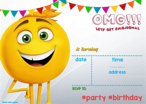 design a birthday invitation online for free birthday invites make