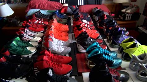 update to my adidas shoe collection 2013