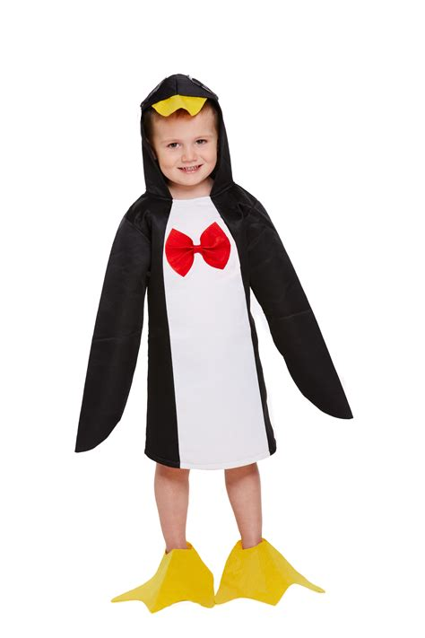 Dress Pinguin dress up child penguin