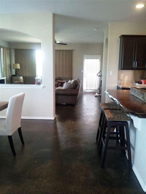 Best Ideas About Painted Concrete Floors On Cement Floor