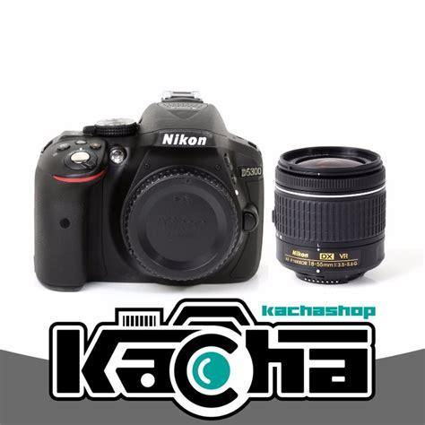 Nikon D5300 Af P Dx 18 55mm Vr Garansi Resmi sale nikon d5300 digital slr af p dx 18 55mm f 3