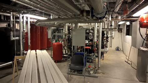 technical room energy in time partner caverion made visit to levi panorama hotel to survey possible additional