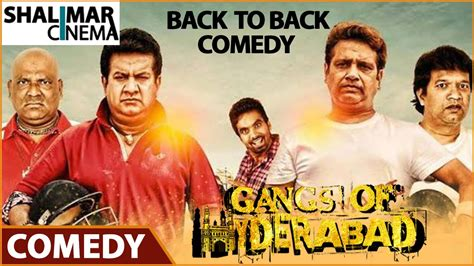 film action comedy paling seru gangs of hyderabad movie comedy scenes back to back