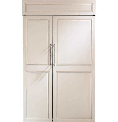 ge monogram refrigerator ge monogram 174 48 quot built in side by side refrigerator
