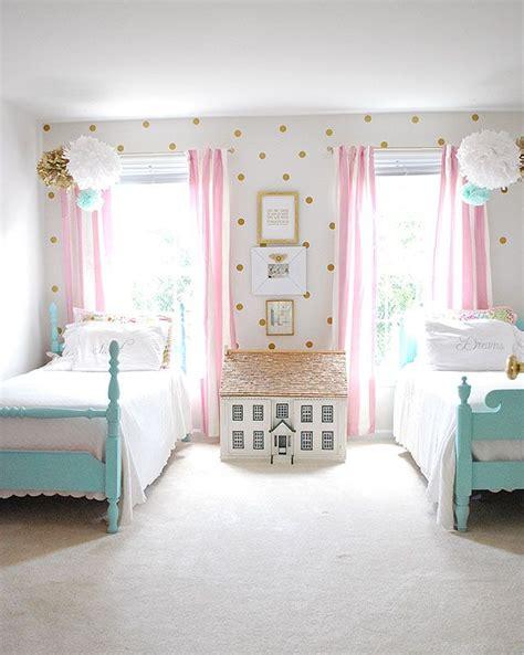 kamar anak perempuan kembar cantik unik termewah warna