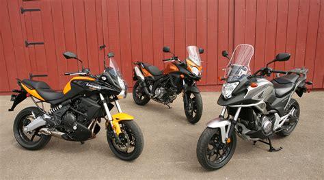 Suzuki V Strom 650 Vs Kawasaki Versys Nc700x Kawasaki Versys Suzuki V Strom 650 Abs And The