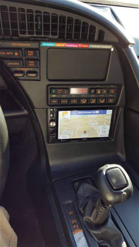 airbag deployment 1992 chevrolet corvette security system classic 1992 corvette one of a kind greenwood package