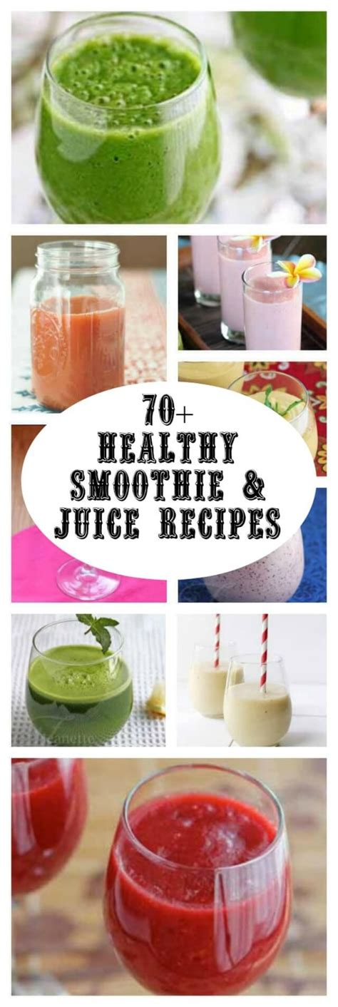 Healthy Smoothie Detox Recipes by 70 Healthy Smoothie And Juice Recipes For Cleansing And