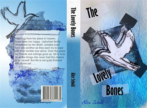 the lovely bones book report the lovely bones book cover design on adweek talent gallery
